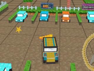 Minecraft Parking