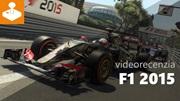 F1 2015 - videorecenzia
