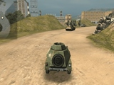 Warrior Tank 3D