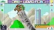 Super Mario Maker - Timelapse Course Creation