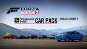 Forza Horizon 2 - free Playground car pack