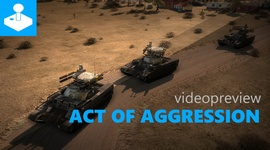 Act of Aggression - videopreview