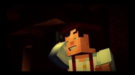Minecraft Story mode - Twitchcon stage demo