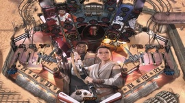 Star Wars Pinball: The Force Awakens table