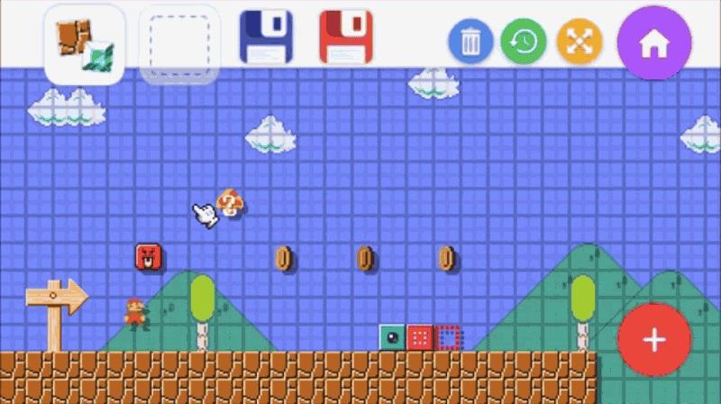 Super Mario ReMaker - demo | fullgames sk