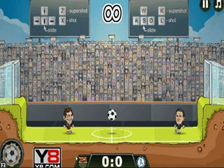 4f45a7de40d Futbalové legendy 2016 - Šport Flash hra