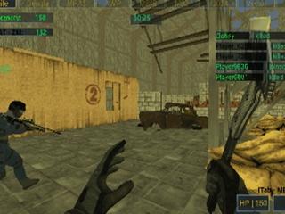Swat vs Mercenary