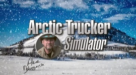 Arctic Trucker Simulator - teaser