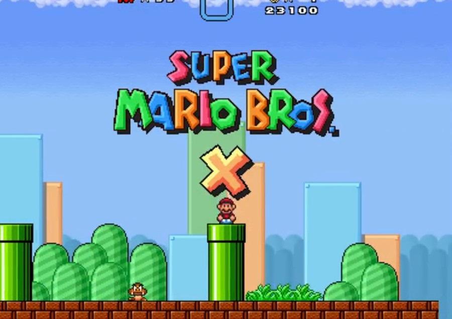 Super Mario Bros  X 2 0 - free game | fullgames sk