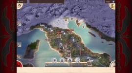 Rome Total War - iPad trailer