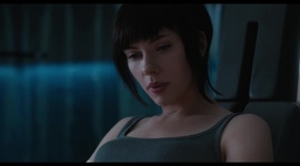 Ghost in the shell - filmový trailer