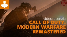 Call of Duty: Modern Warfare Remastered - videorecenzia