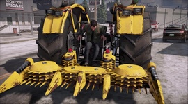 Dead Rising 4 - Crazy vehicle warfare
