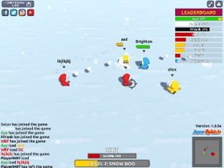 Snow Fight.io