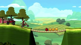 Hill Climb Racing 2 - trailer
