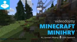 Minecraft Minihry - videodojmy