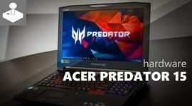 Acer Predator 15 - videorecenzia