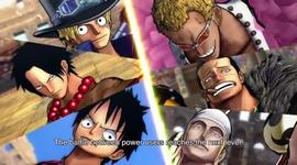 One Piece: Burning Blood - Battle for Marineford Trailer