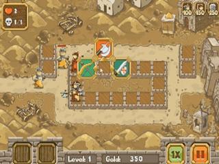 Crusader Defense - level pack 2