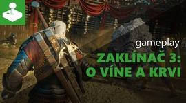 Zaklínač 3: O Víne a Krvi - gameplay