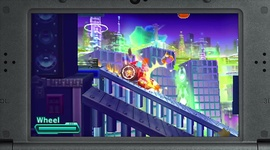 Kirby: Planet Robobot � Kirby Kicks Bot Game Trailer