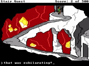 Stair Quest