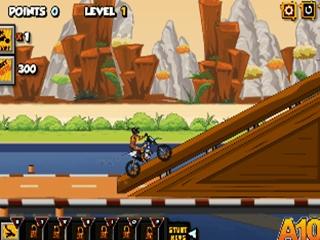 Moto X Stuntmaster