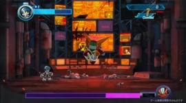 Mighty No. 9 - Ray DLC Gameplay Trailer