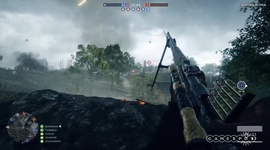 Battlefield 1 - sniper gameplay