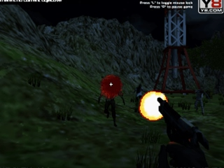 Army Recoup Island 3
