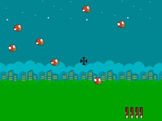 Flappy Bird Shooter