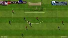 Sociable Soccer - Gameplay Teaser Trailer