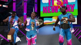 WWE 2K17 - The New Day Entrance