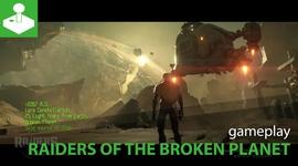 Raiders of the Broken Planet - Gamescom gameplay