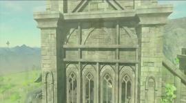 Legend of Zelda: Breath of Wind - Temple