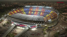 PES 2017 - Barcelona trailer