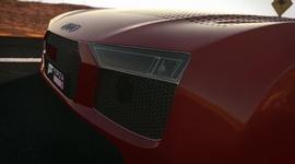 Xbox One Audi R8 - teaser