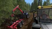 Farming Simulator 17 - Vlaky