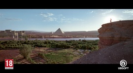 Assassins Creed Origins - I AM - live action trailer