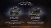 World of Tanks Blitz: Warhammer 40K - Macragge's Thunder event trailer