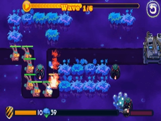 Lost Planet Tower Defense