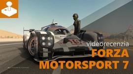 Forza Motorsport 7 - videorecenzia