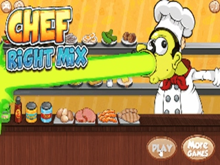 Chef Right Mix