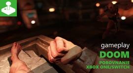 DOOM - Xbox One / Switch - porovnanie