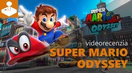 Super Mario Odyssey - videorecenzia