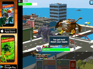Smash City 2 Monster Battles