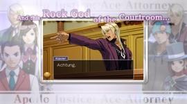 Apollo Justice: Ace Attorney - Launch Trailer