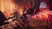 Darksiders 3 - Fighting a Lava Brute gameplay