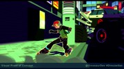 Jet Set Radio Evolution - koncept
