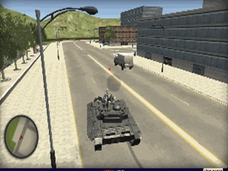 Cars Thief 2 - Tank edition